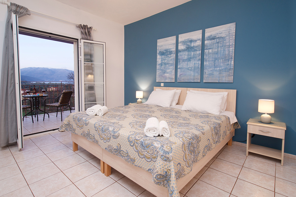 Sami View Studios & Apartments in Sami Kefalonia - Kefalonia Apartments - Kefalonia Accommodation